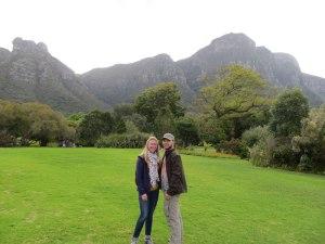 Der Botanische Garten in Kapstadt