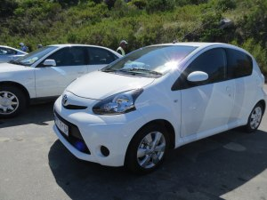 Der Toyota Aigo: klein aber fein